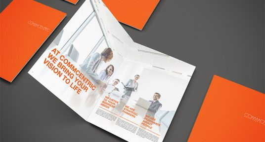 Commcentric Company Brochure