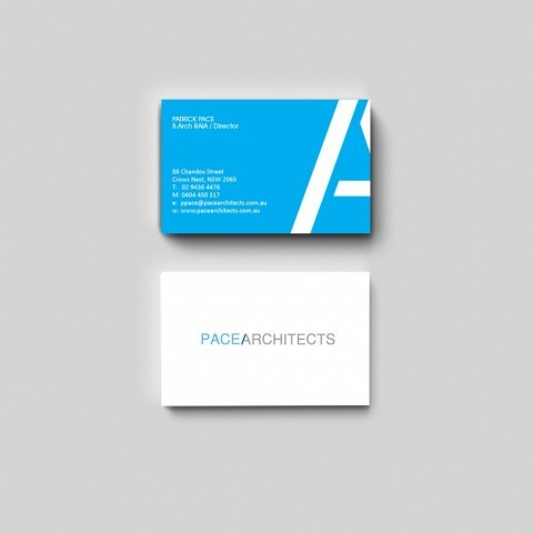 Pace Architects Branding