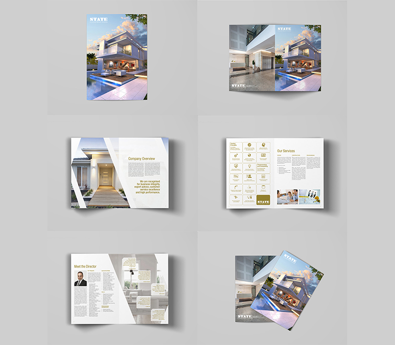 Brochure State Constructions