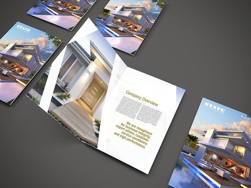 State Constructions - Company Brochure