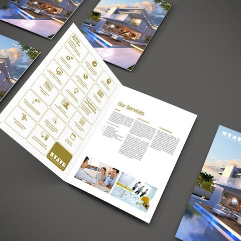 State Constructions Brochure
