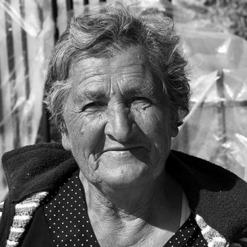 Armenian Grandmother, Tatev Monastery Armenia