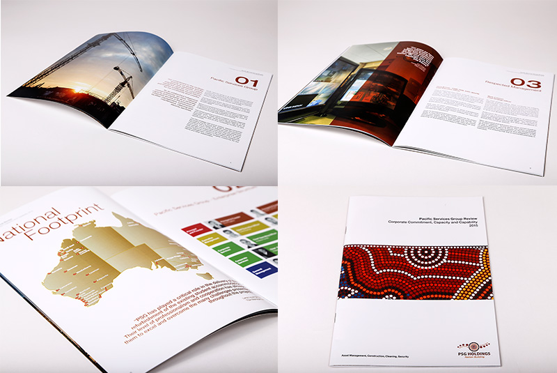 Capability Brochure for Pacific Services Group