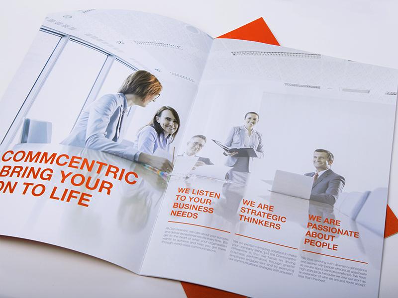 Commcentric Capability Brochure