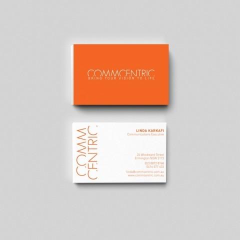 Commcentric Branding