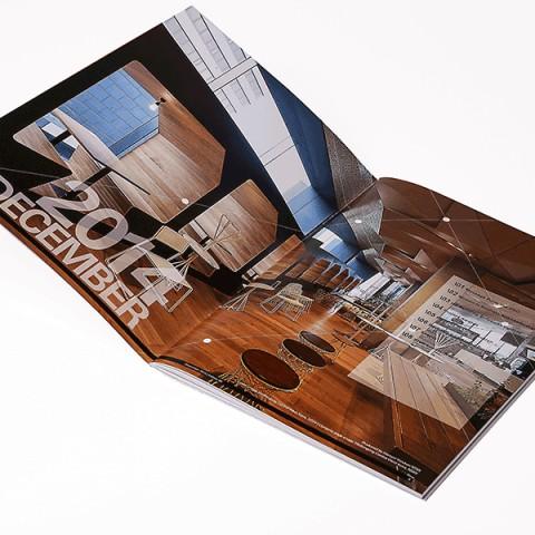 HyLights Magazine Layout