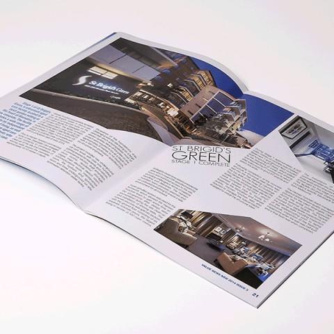 Value News Magazine Layout