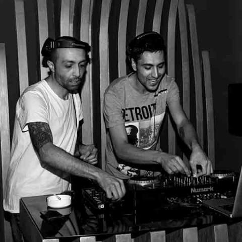 2 DJ's & My Canon