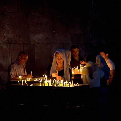 Prayer Time, Armenia