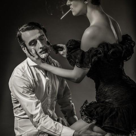 Lena Kasparian - The Shaving Game